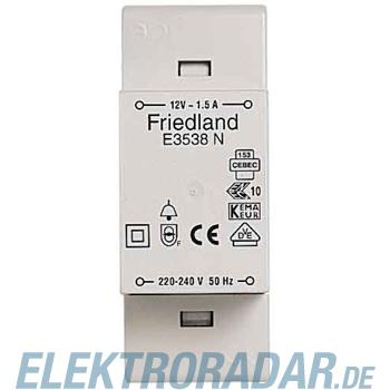Novar Friedland Klingeltransformator E3538 N