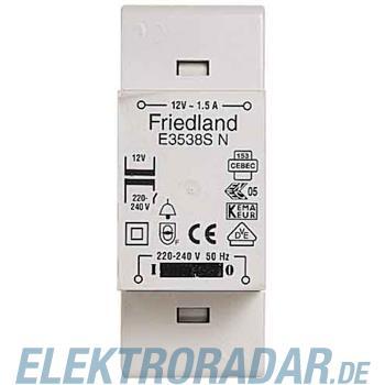 Novar Friedland Klingeltransformator E3538S N