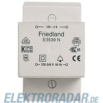 Novar Friedland Klingeltransformator 12V/2A E3539 N