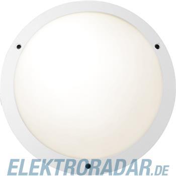 Legrand 625370 Chartres Alu Rund2-26W weiß