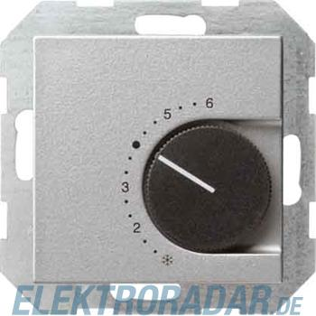 Gira Raumthermostat alu 039026