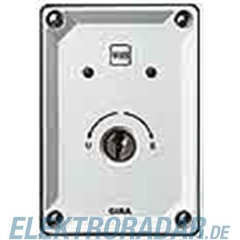 Gira Schlüsselschalter UP 013500