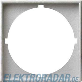 Gira Zwischenplatte (rund) alu 028126