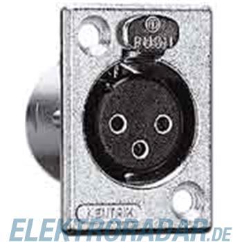 Gira XLR Flanschbuchse 043600