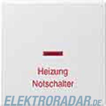 Gira Wippe Heiz-Not-Sch. rws-gl 067803