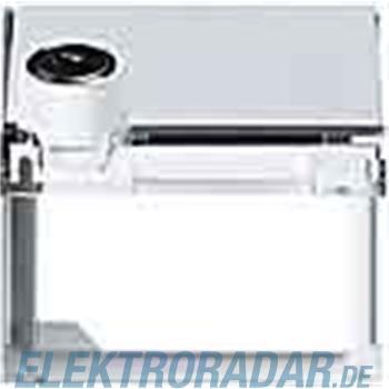Gira Zentralplatte Klappd. alu 069765