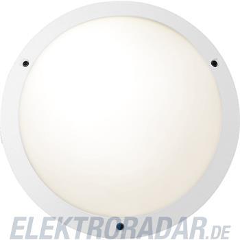 Legrand 625580 Chartres Alu Rund2-26W HF BWM weiß
