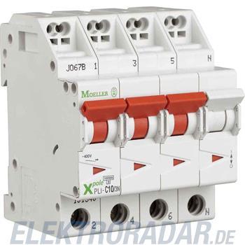 Eaton Leitungsschutzschalter PLI-B10/3N