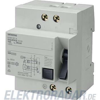 Siemens FI-Schutzschalter 5SM3342-4