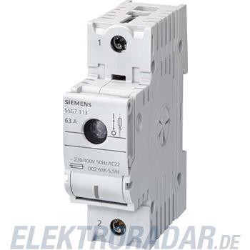 Siemens NEOZED-Lasttrennschalter 5SG7123