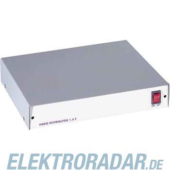 Grothe Videoverteiler 4-f. VV 1090/726