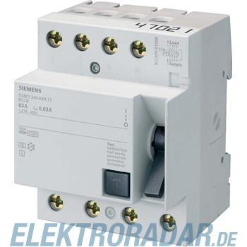 Siemens FI-Schutzschalter 5SM3347-6KK12