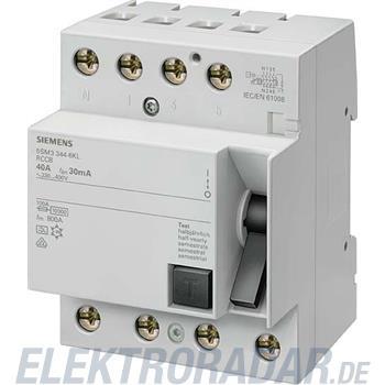 Siemens FI-Schutzschalter 5SM3347-6KL