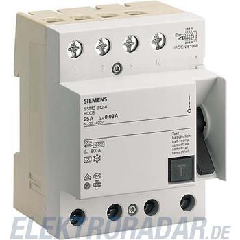 Siemens FI-Schutzschalter 5SM3646-8KL