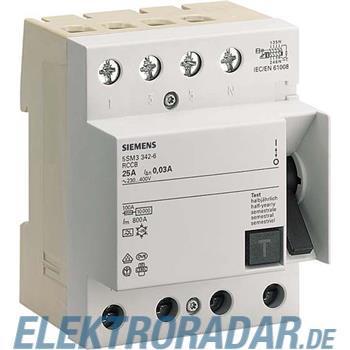 Siemens FI-Schutzschalter 5SM3647-6KL