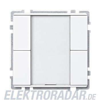 Merten Taster 2f. pws/bril 628119