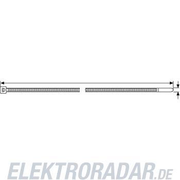 HellermannTyton Kabelbinder T25L-N66-NA-C1