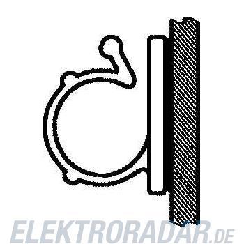 HellermannTyton Befestigungssockel RA6-N66-NA
