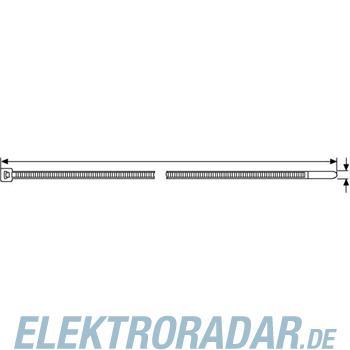 HellermannTyton Kabelbinder T80I-N66-BK-C1