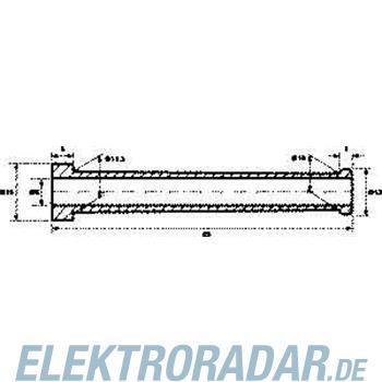 HellermannTyton Tülle HV 2107-PVC-BK