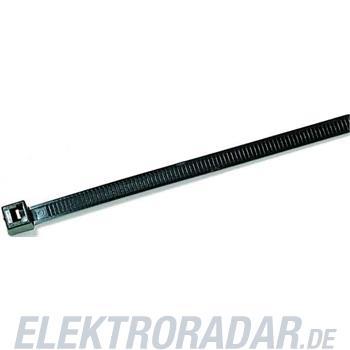 HellermannTyton Kabelbinder LK5-N66-BK-L1