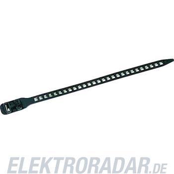HellermannTyton Kabelbinder SRT2607-TPU-BK