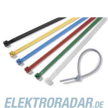 HellermannTyton Kabelbinder LR55R-PA66-GN-Q1