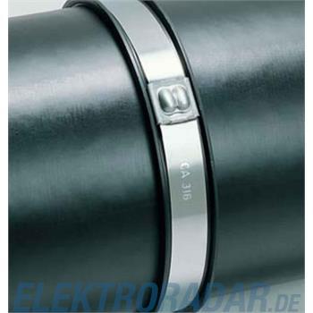HellermannTyton Schutzprofil 10,3mm LFPC103-PO-BK-I1
