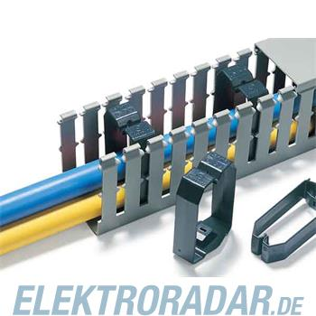 HellermannTyton Drahthalteklammer CL-60x80-PVC-BK