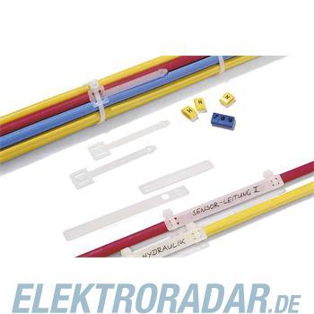 HellermannTyton Kennzeichnungsschild AT3-N66-BK