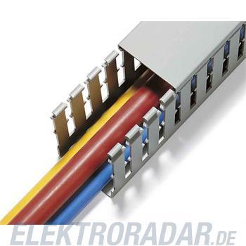 HellermannTyton Verdrahtungskanal T1-40x60-PVC-GY