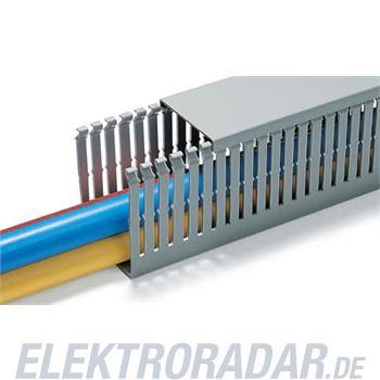 HellermannTyton Verdrahtungskanal T1-EF-40X80-PVC-GY