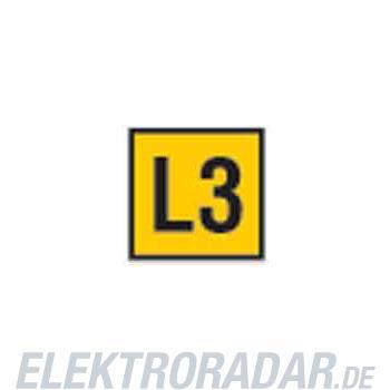 HellermannTyton Etiketten CWMS-L3-260-YE