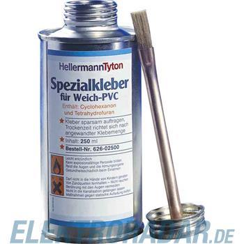 HellermannTyton Spezialkleber PVC-KLEBER 250 CCM