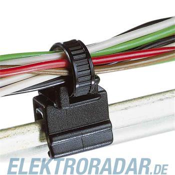 HellermannTyton Befestigungsbinder Edgecli T50ROSEC4A-MC5-BK-D1