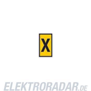 HellermannTyton Kennzeichnungsclip WIC1-X-PA-YE-T1