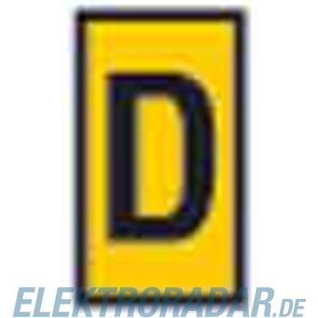 HellermannTyton Kennzeichnungsclip WIC2-D-PA-YE-T1