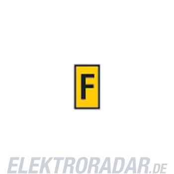 HellermannTyton Kennzeichnungsclip WIC2-F-PA-YE-T1