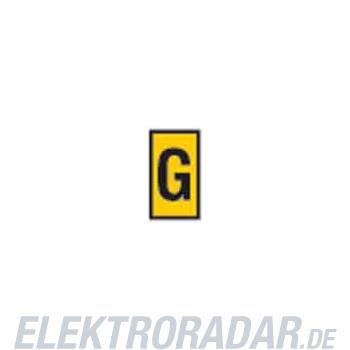 HellermannTyton Kennzeichnungsclip WIC2-G-PA-YE-T1