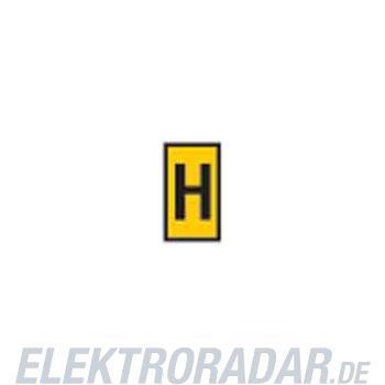 HellermannTyton Kennzeichnungsclip WIC2-H-PA-YE-T1