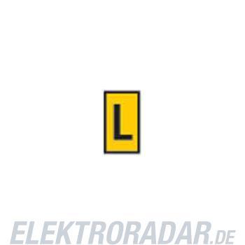 HellermannTyton Kennzeichnungsclip WIC2-L-PA-YE-T1