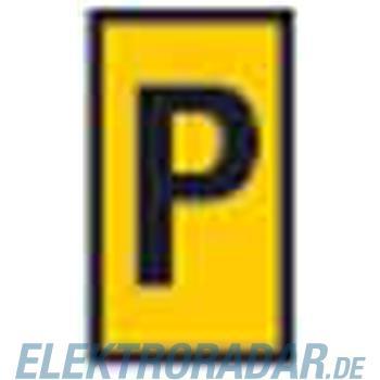 HellermannTyton Kennzeichnungsclip WIC2-P-PA-YE-T1
