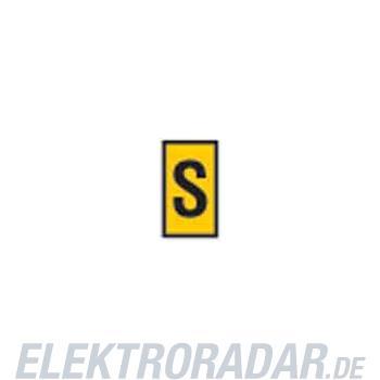 HellermannTyton Kennzeichnungsclip WIC2-S-PA-YE-T1