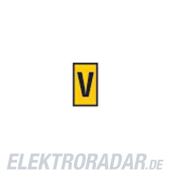 HellermannTyton Kennzeichnungsclip WIC2-V-PA-YE-T1