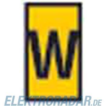 HellermannTyton Kennzeichnungsclip WIC2-W-PA-YE-T1