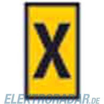 HellermannTyton Kennzeichnungsclip WIC2-X-PA-YE-T1