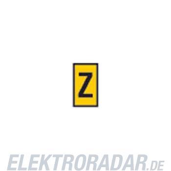 HellermannTyton Kennzeichnungsclip WIC2-Z-PA-YE-T1