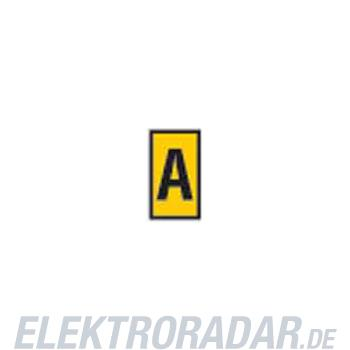 HellermannTyton Kennzeichnungsclip WIC3-A-PA-YE-C1