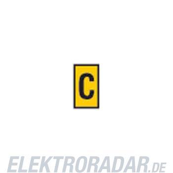 HellermannTyton Kennzeichnungsclip WIC3-C-PA-YE-C1