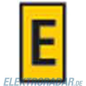 HellermannTyton Kennzeichnungsclip WIC3-E-PA-YE-C1